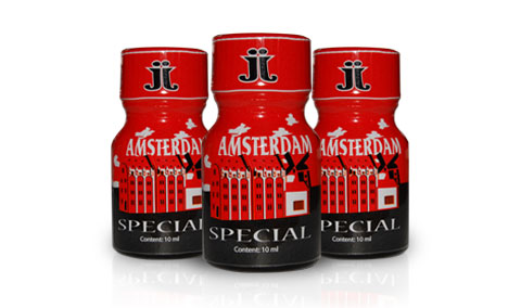 Amsterdam Poppers small